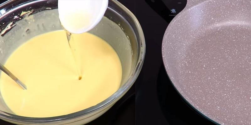 Как приготовить блины на молоке и сливках кулинария