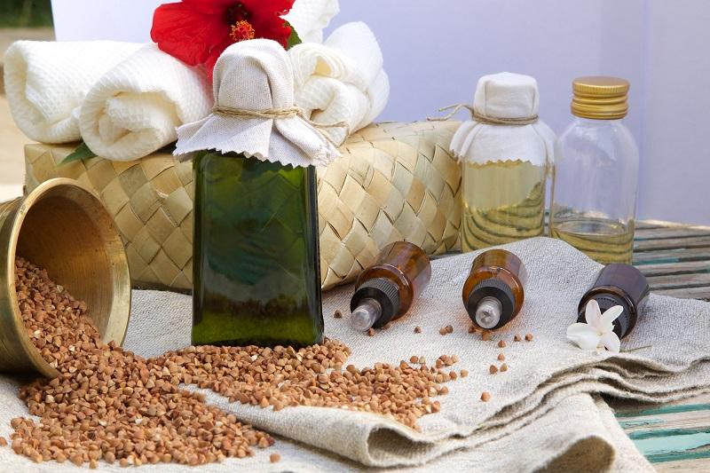 Как приготовить гречневую кашу с мёдом и орехами здоровье