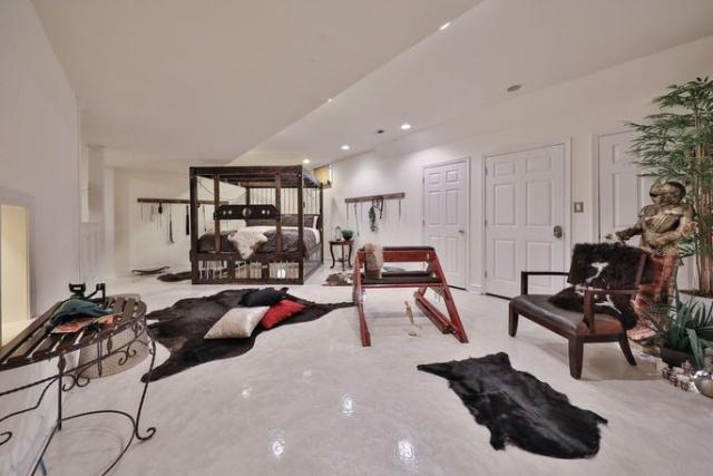Дом с неожиданным «секретом» был выставлен на продажу. МиР