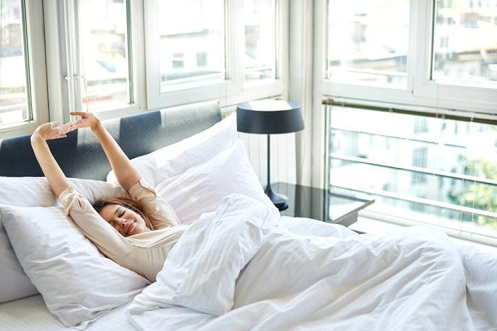 Как научиться рано просыпаться вдохновение