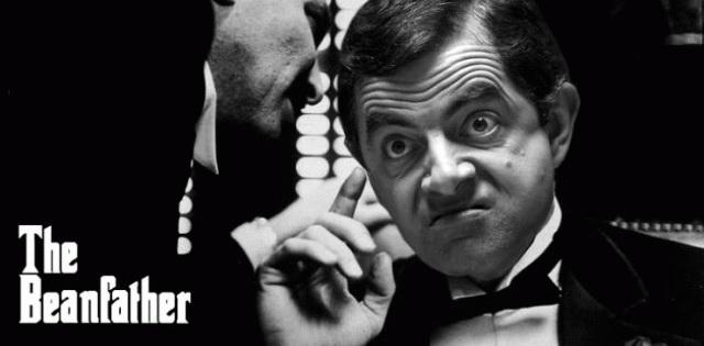 Если бы Мистер Бин снимался в других фильмах Знаменитости