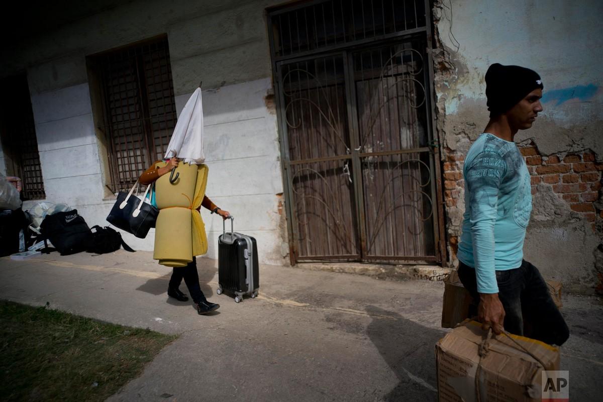 Январские кадры из Латинской Америки МиР