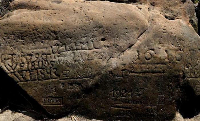 10 древнейших изображений, открывающих новые факты: Безбородый Иисус, отпечаток руки пикта и другие артефакты