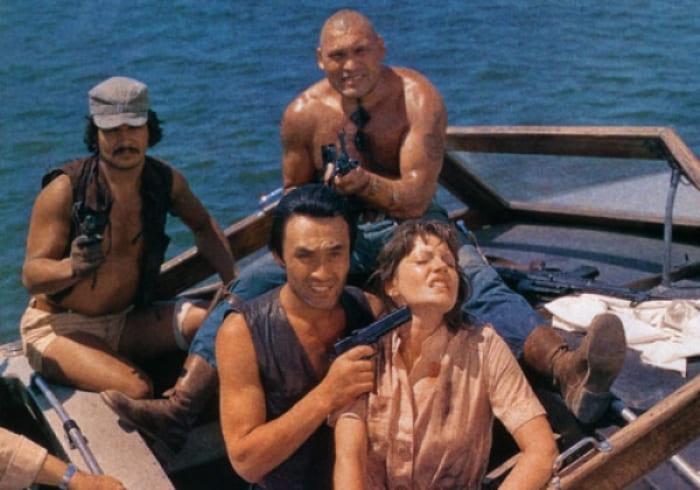 За кадром самого кассового фильма 1980-х «Пираты ХХ века»: Почему зрители присылали гневные письма Николаю Еременко кино