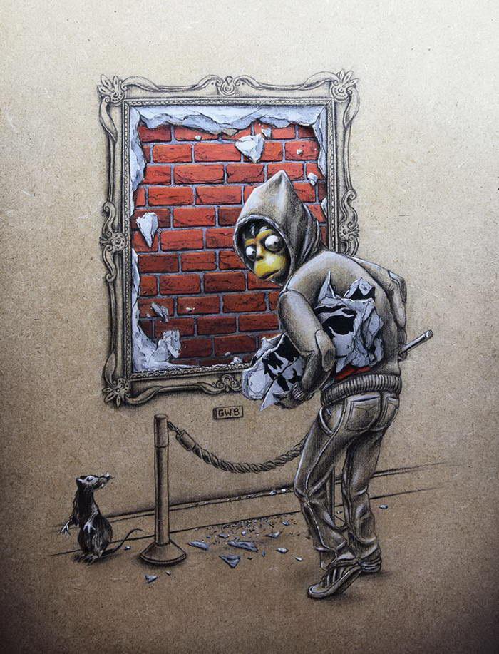 Иллюстрации с глубоким смыслом