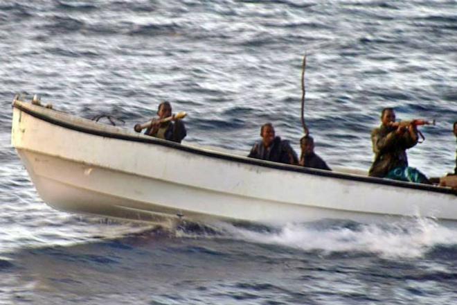 Сомалийские пираты попали не на тех: столкновение со спецназом атака
