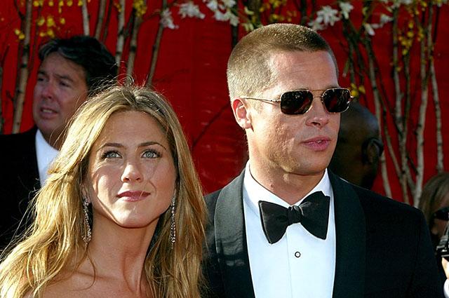 Дженнифер Энистон хотела выступить в защиту Брэда Питта на суде против Анджелины Джоли звездные пары