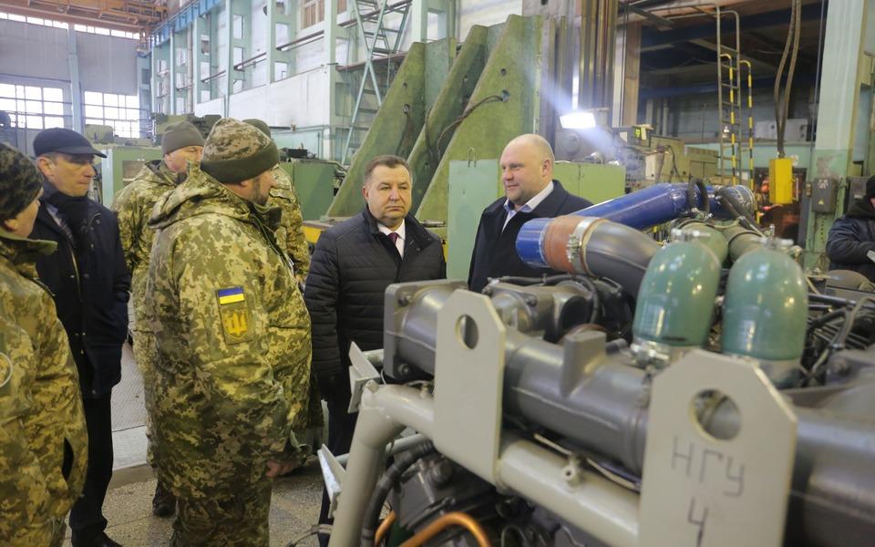 Состояние танковых производств в Харькове вооружение