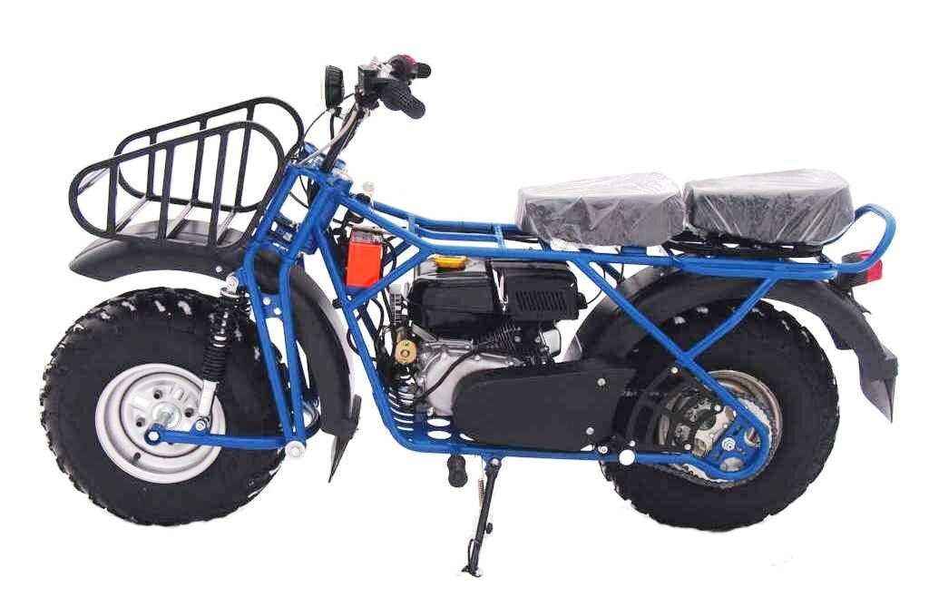 Внедорожный мотоцикл из Ижевска для деревни вездеходы