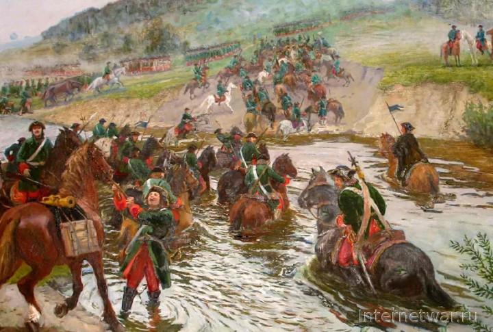 Как калмыки и казаки угнали крымских татар в рабство. Посчитались с ними. 1737 г.