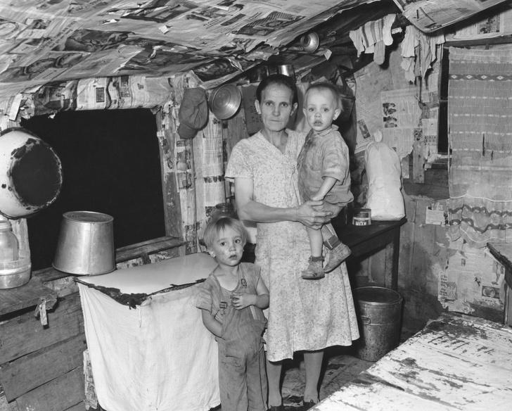 20 фотографий из прошлого, от которых мурашки по коже похлеще, чем от любого фильма ужасов доказательства