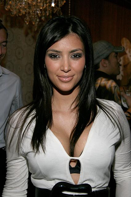 Ким Кардашьян прокомментировала слухи о том, что сделала пластическую операцию носа Экстерьер