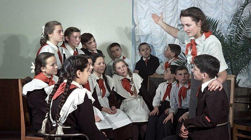 Лица советской эпохи СССР