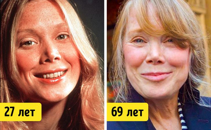 19 известных женщин старше 50 лет, которые никогда не делали пластику загадочность