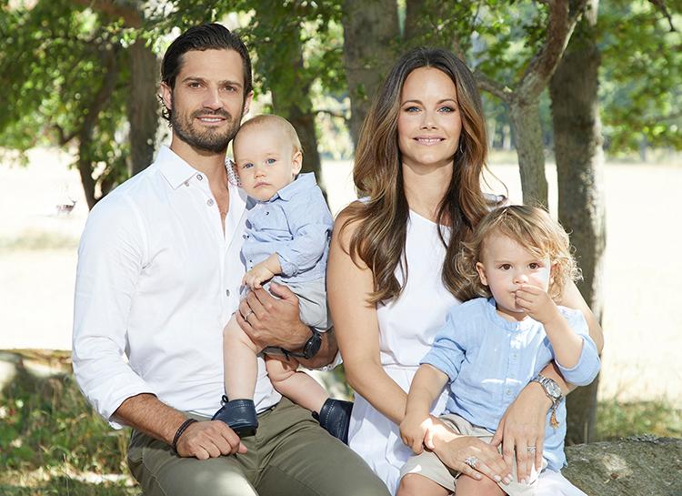 Принц Карл Филипп и принцесса София выпустили методичку для родителей HelloToKindness