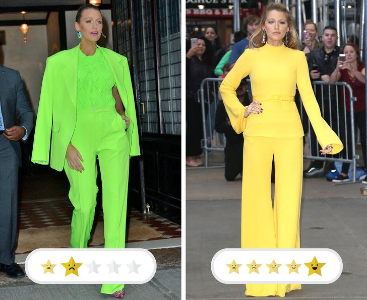 9 доказательств того, что полнит не цвет одежды, а фасон и пропорции лучшее