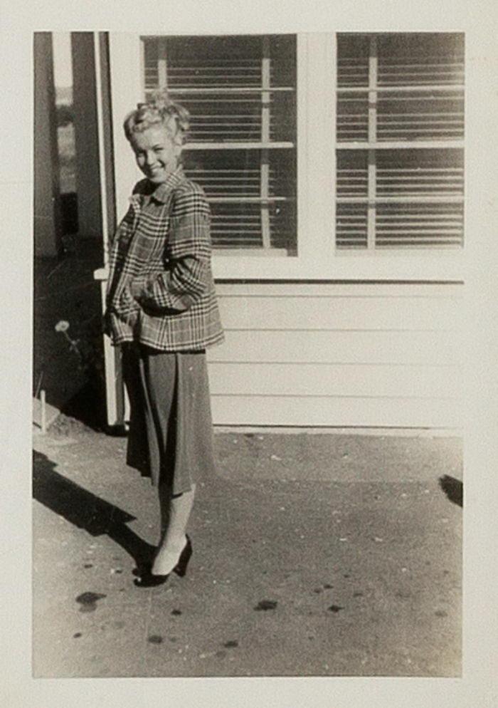 30 неопубликованных ранее фотографий Мэрилин Монро