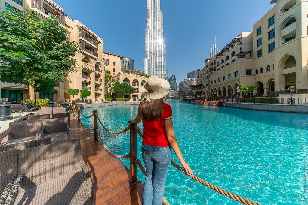 Дубай: успеть за 10 дней авиатур