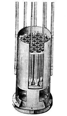 1956. Действующий ядерный реактор на ВДНХ : как это было дальние дали