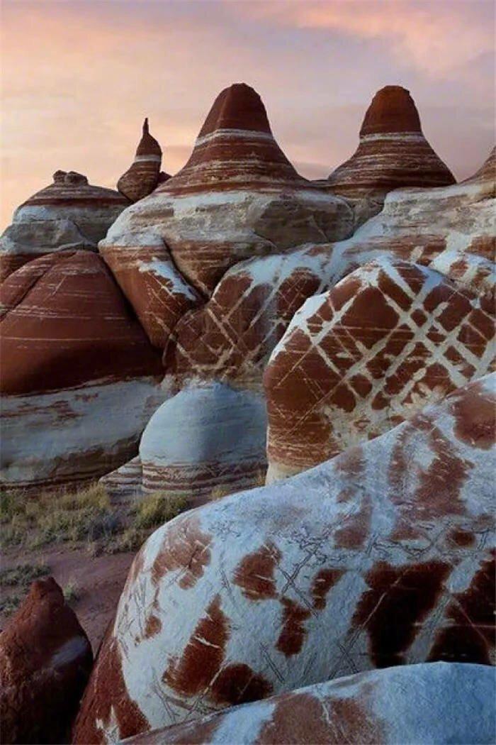 20 настолько фантастических пейзажей, что вы не поверите в то, что они есть на Земле! природа