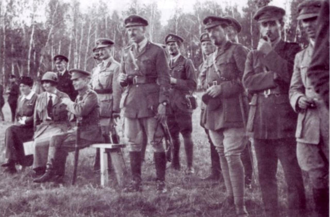 7 февраля 1920 года был расстрелян А.В.Колчак