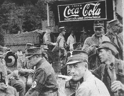 Торговые марки, сотрудничавшие с нацистами