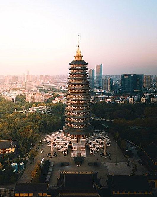 Китай в объективе фотографа Тристана Чжоу