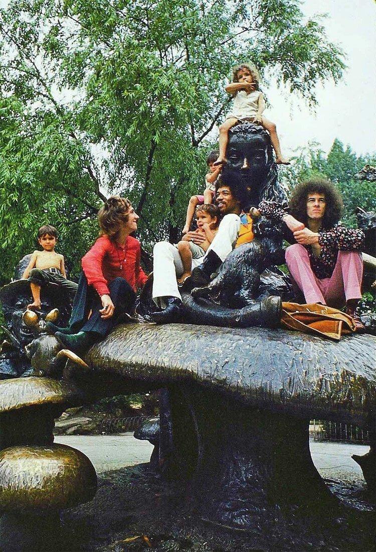 История The Beatles, Пол Маккартни и другие легендарные личности в эксклюзивных фотографиях Фотография