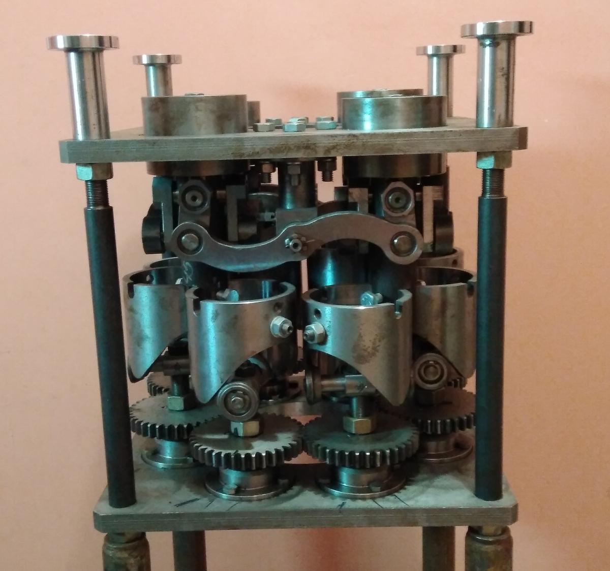 Мотор «Зеленый муравей»: уникальная разработка из России марки и модели
