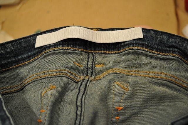 Джинсы по фигуре: быстрый способ переделки без лишних хлопот джинсы