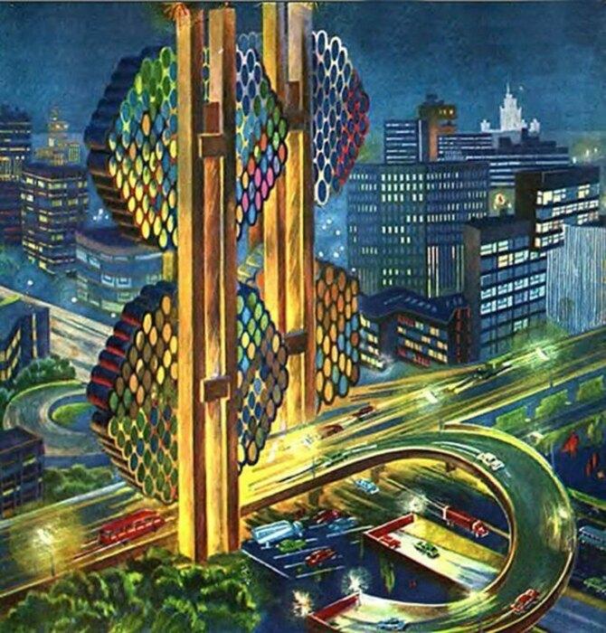 Будущее, которое так и не наступило: каким ученые прошлого видели современный техномир