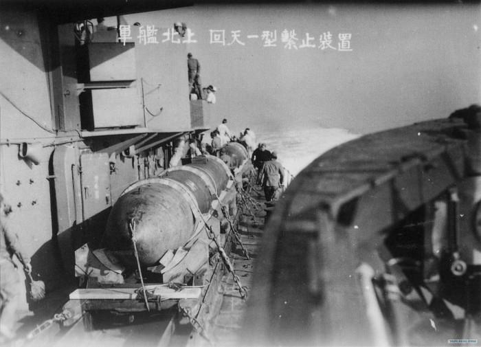 Человеко-торпеда «кайтен»: история японских подводных камикадзе