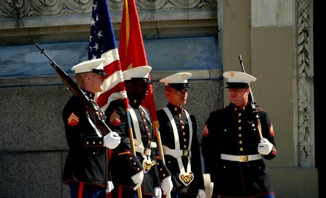 Зарплаты в армии США культура