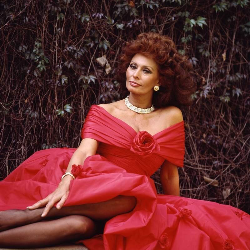 Софи Лорен — 84 и она по-прежнему прекрасна! 7 советов для женщин от актрисы актриса