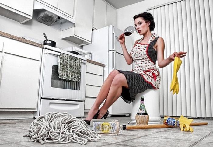 Как почистить ванную, когда хочется поспать: 9 незатейливых, но эффективных приемов уборки для ленивых идеальная хозяйка