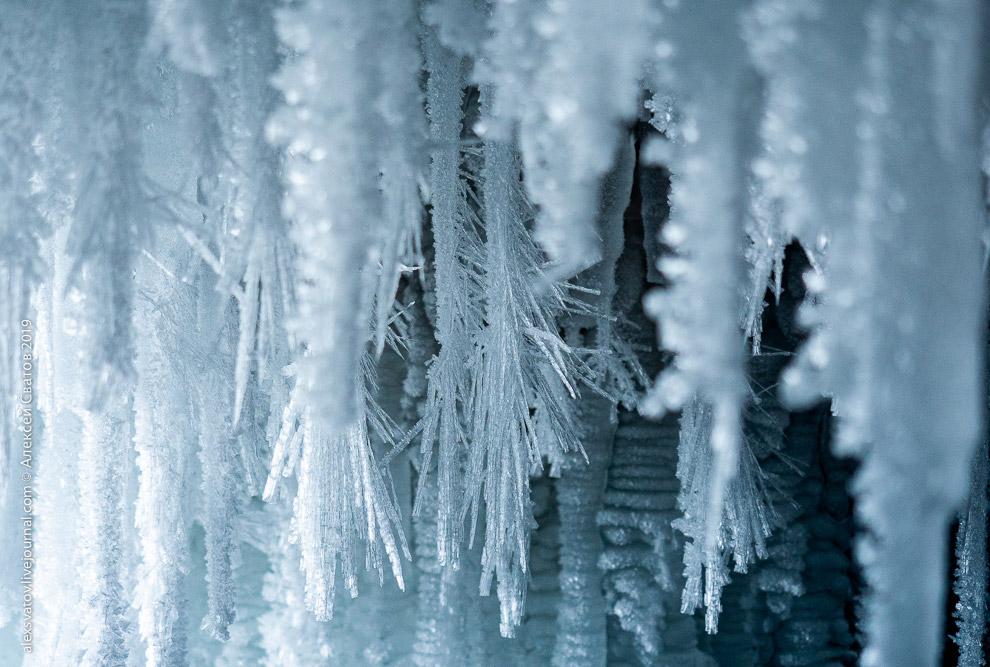 Гроты Байкала природа