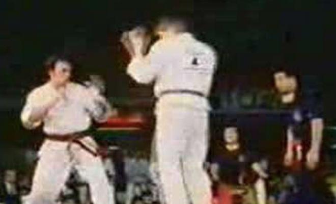 Дольф Лундгрен: реальный бой на чемпионате 1979 года культура