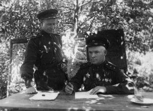 Дмитрий Лелюшенко - универсальный генерал Великой Отечественной война и мир