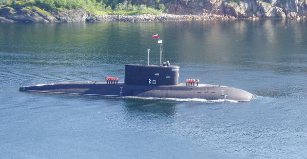 Китайская подводная лодка изнутри пространство