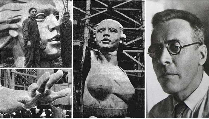 Самая знаменитая пара в СССР, или Как создавался памятник «Рабочий и колхозница», и что у него внутри интересное
