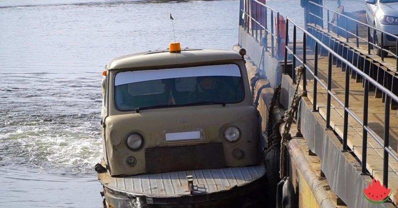 Знаменитая лодка с кузовом от