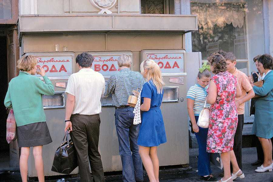 Неоспоримые плюсы советских времён Дальние дали