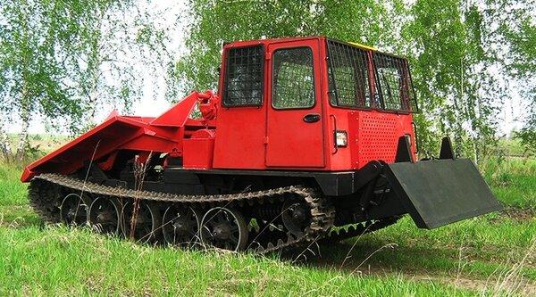 Новый «Алтайский тракторный завод»: жизнь продолжается трактор