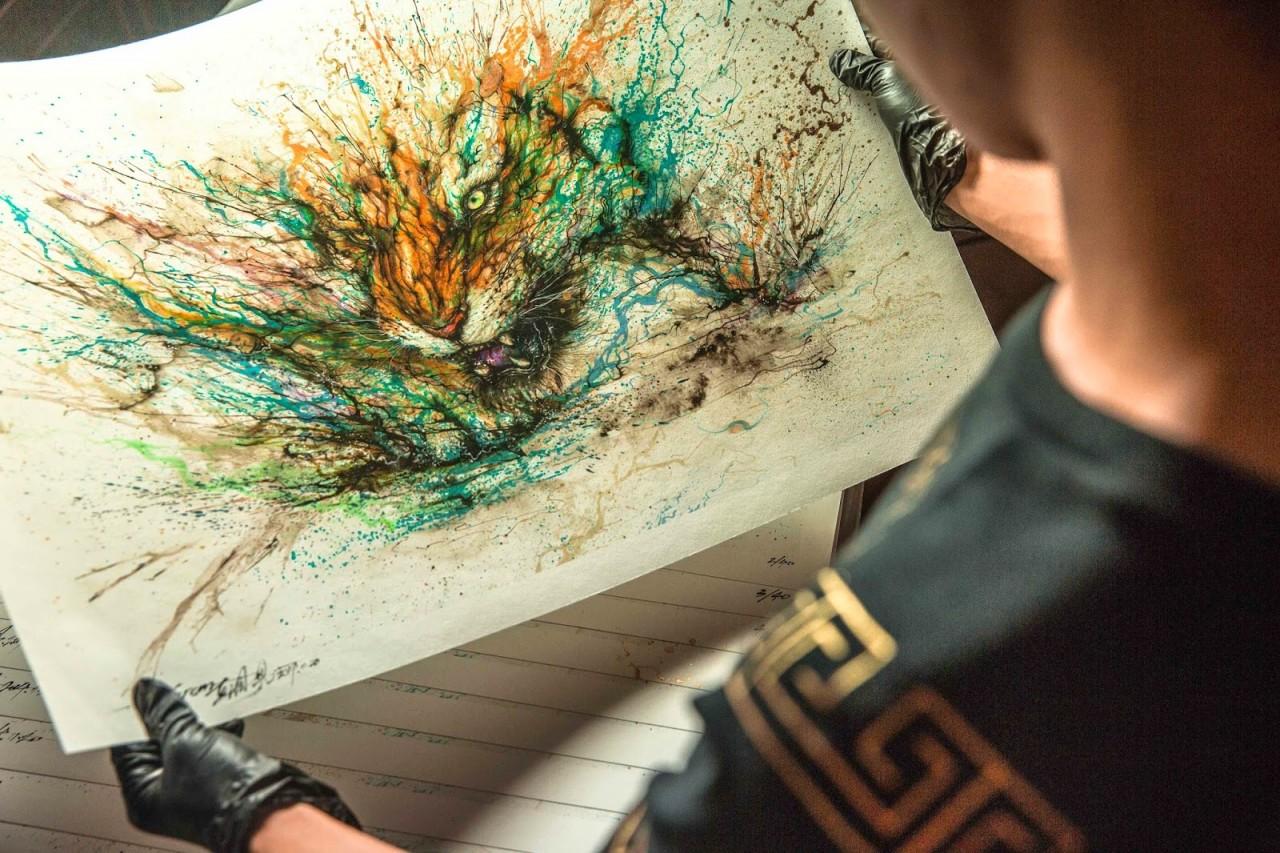 Брызги творчества