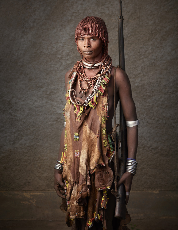 Люди долины Омо