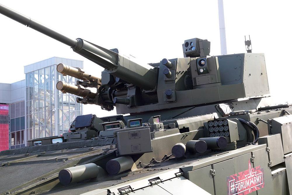 Пушки в воздухе вооружение