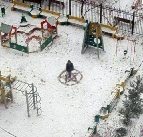 Это Россия, детка! веселые картинки