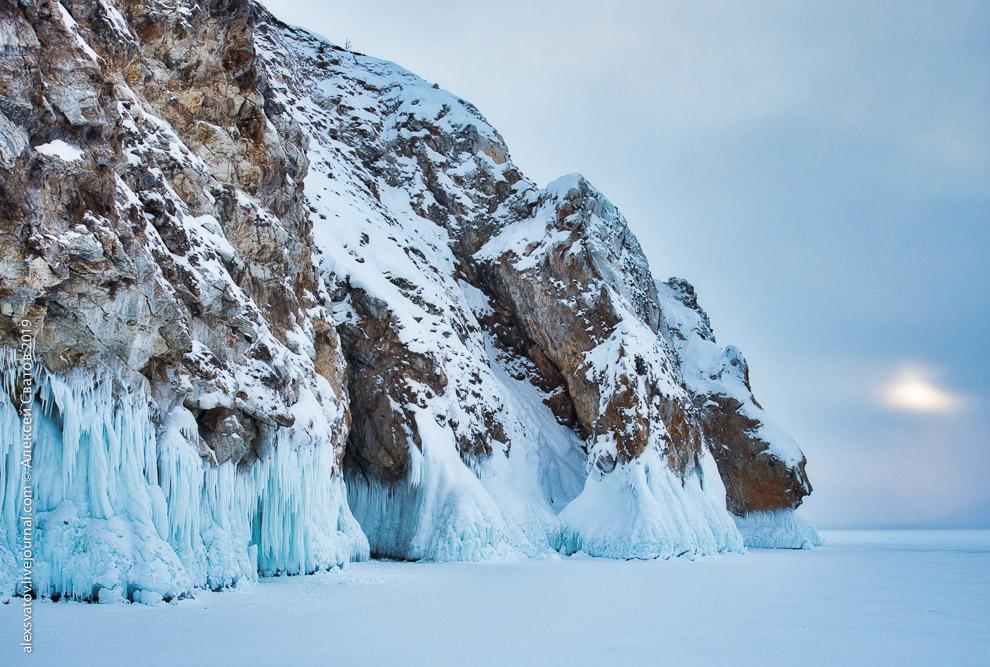 Байкальские гроты Путешествия
