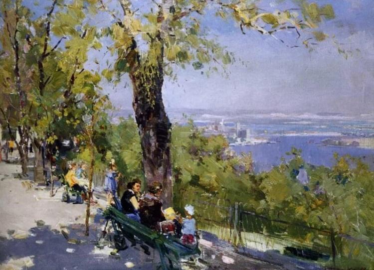 Художник Сергей Шишко (1911 – 1997)