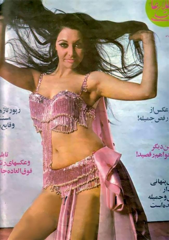 Свободный Иран. Как выглядели девушки без хиджаба девушки